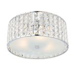 Endon Belfont 61252 Crystal Chandelier
